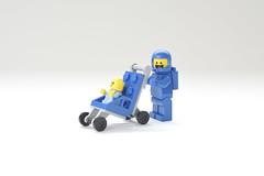 LEGO Benny's baby - atana studio (Anthony SÉJOURNÉ) Tags: lego brick afol moc creator atana studio anthony séjourné