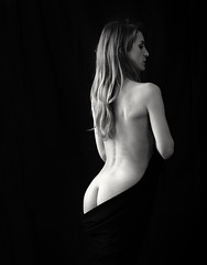 Black is everything!   From my shoot with Harry Slegh His work on http://Www.wijstijd.nu More of my work Olga Margreta Portfolio Facebook.com/missolgamargreta For fans Patreon.com/olgamargreta (olgamargreta) Tags: bnw blackandwhite olgamargreta implied sensual feminine woman uncovered model dutchmodel lessismore studio artofphotography visual