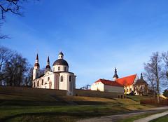 Kloster Neuzelle (bernstrid) Tags: kloster neuzelle brandenburg kirche himmel blau architektur