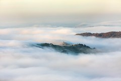 Dreaming (billyredden) Tags: mountains hiking walking fellwalker fellwalking clouds windermere sunrise canonphotographer canonphotography canon landscapephotography landscape cumbria thelakes lakedistrict inversion