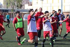 El Nàstic Genuine participa en el torneig benèfic, associació Down Tarragona