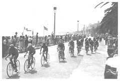 Tour de France. (Paris-Roubaix) Tags: tour de france niceparis last stage vintage bicycle racing
