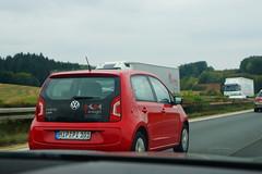 Volkswagen Up! 2018 - MVM Design GmbH Georgensgmünd, Deutschland (Celik Pictures) Tags: duitsland almanya germany deutschland allemagne seenindeutschland nürnberg würzburg frankfurt köln a3 e56 autobahn autobaan snelweg motorvag highway freeway a3e56autobahnpassaunürnbergwürzburgfrankfurtkölndeutschland vacationphotos roadphotos vehiclephotos shootedonhighway shootedfromhighway shootedfromcar seenata3e56autobahnpassaunürnbergwürzburgfrankfurtkölndeutschland volkswagen up 2018 hippi101 mvmdesigngmbh georgensgmünd