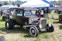 1930 Ford (bballchico) Tags: 1930 ford modela sedan ratbastardscc hotrod ronforeman goodguyspacificnwnationals carshow