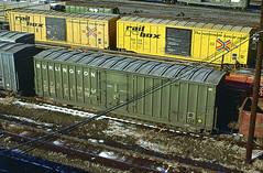 CB&Q Class XML-16 20816 (Chuck Zeiler54) Tags: cbq class xml16 20816 boxcar box car freight burlington railroad cicero train chuckzeiler chz