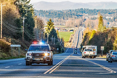 Washington State Patrol 2018 Ford Police Interceptor Utility SUV (andrewkim101) Tags: washington state patrol 2018 ford police interceptor utility suv snohomish county wa wsp