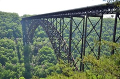 2018 05 12 220 New River Gorge, WV (Mark Baker.) Tags: 2018 america baker charleston mark may north us usa virginia wv west bride day gorge new outdoor photo photograph picsmark river rural spring states united