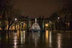 A primera hora (Ignacio M. Jiménez) Tags: plazaprimerodemayo ignaciomjiménez nocturna ubeda jaen andalucia andalusia españa spain