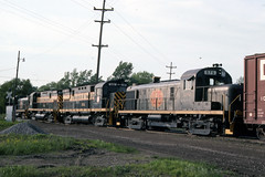 Detroit & Mackinac (Martin W. Burk) Tags: system chessie csx gt gtw grand trunk western michigan trains railroad train saginaw bay city mi durand tsby fallen flags detroit toledo shore line dts central cmgn mackinac mackinaw dm river