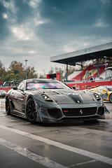 XX Evo. (David Clemente Photography) Tags: ferrari 599xevo 599xx 599gto 599gtb cars supercars racecars v12 ferrarichallenge finalimondiali