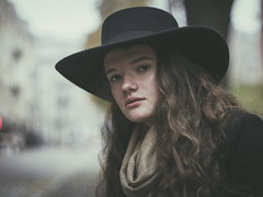 Marina (Valentyn Kolesnyk (ValeKo)) Tags: pentax people portrait mood k3