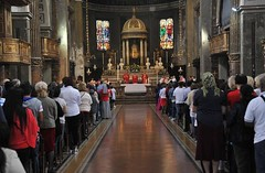 "20.05.2018 Anche noi alla Messa delle Genti con il Vescovo Mario • <a style=""font-size:0.8em;"" href=""http://www.flickr.com/photos/82334474@N06/45322321744/"" target=""_blank"">View on Flickr</a>"