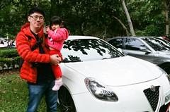 2018 Alfa Romeo Day in Taiwan (紅色小草) Tags: nikonf3hp 85f14 fujifilm400