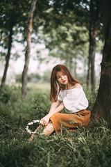 NAM03169-Edit (ngocnam23041991) Tags: portrait vietnam vietnamese afternoon beauty forest saigon hochiminh sonyalpha a7iii a7m3 sony85mmf18 fe85mmf18 tree grass