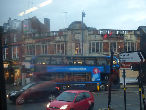 The Bohemian - Alcester Road, Moseley Village - the new NXWM Platinum on the 50