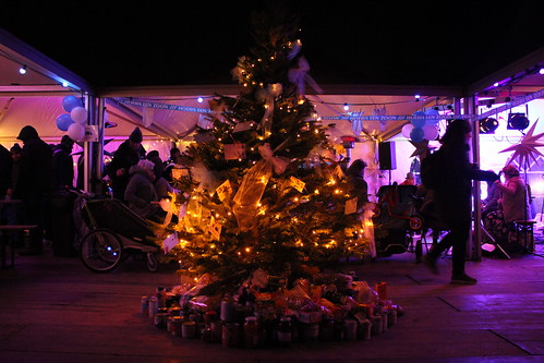 Kerst in het Julianapark 2018