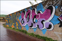 Spook / Dact (Alex Ellison) Tags: spook dact eastlondon urban graffiti graff boobs