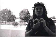Mirroring (Loodoveeca) Tags: selfportrait autoscatto blackandwhite blackandwhitefilmphotography bw biancoenero film filmisnotdead filmisalive filmphotography filmisbetter analog analogphotography analogicphotography analogic analogica analogisbetter 35mm 35mmfilm olympusom1 olympus olympuscamera ilfordhp5 ilford