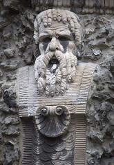 St.Paulus 4 (Phil*ippe) Tags: saint paulus church antwerp blackwhite black white tomb statue angel sword philippus paul