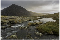 Llyn idwal (Darren Knight Photo) Tags: snowdonia ellyn idwal llyn wales waterfall mountain stream youtube landscape landscapephotography longexposure clouds uk sunrise sunset ogwen valley tarn lake mountains hiking travel photography