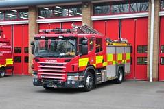 Buckingham Fire Service Scania Emergency One P270 Pump...KX59 JHJ (standhisround) Tags: fireandrescue firebrigade battenberg ba 999 mercedesbenz mercedes emergency pump vehicle appliances appliance aylesbury buckinghamshire england uk kx59jhj