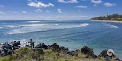Trois Bassins (stef974run) Tags: réunion île tropical mer océan caplahoussaye troisbassins plage sable chaleur baignade balnéaire détente repos vacances bommert lagon filaos