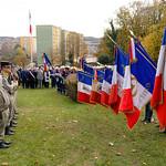 Commémorations du 11 novembre, Belfort, 11 Nov 2018 thumbnail