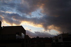 DSC00762 (Kirayuzu) Tags: abendhimmel abend himmel wien vienna liesing evening sky wolken clouds