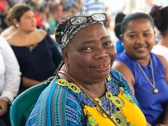 Garifuna Marina Bernardez (Derick Bernardez) Tags: garifuna marinabernardez