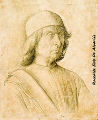 1496 Autoritratto di Bellini, by Wikypedia (Roma ieri, Roma oggi: Raccolta Foto de Alvariis) Tags: gentilebellini romascomparsa personaggi venezia italy raccoltafotodealvariis