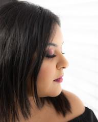 DSC_9514 (BWFennell) Tags: nikond7100 nikond7500 bridal bridalfair makeup photoshoot sb700 flash woman female girlsmile pretty headshot