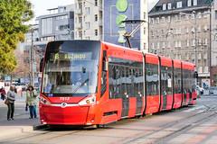 BTS_7512_201811 (Tram Photos) Tags: škoda 30t forcityplus skoda bratislava dopravnýpodnikbratislava dpb strasenbahn tram tramway električková mhd električka