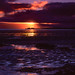 Kettletoft Illuminated (GDSinclair) Tags: cata sand sanday orkney dunes beach god rays kettletoft scotland northern isles islands bea ness bay sunset evening afternoon december christmas winter hasselblad 500cm 500 fuji velvia 50 6x6 120 medium format colour positive reversal slide film uk landscape