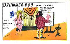 13500641 (myQSL) Tags: cb radio qsl card 1970s