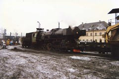 45.23 (Ray's Photo Collection) Tags: poland steam railway train pkp railways polish winter snow tour rail