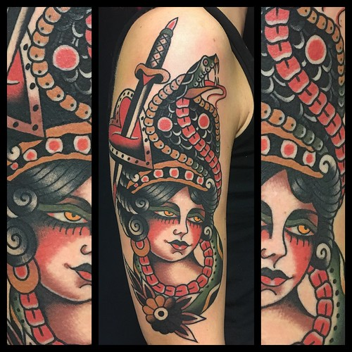 Flickriver: Dap Skingdom Tattoo Shop\'s photos tagged with pinup