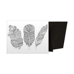 Three Feathers - Contemporary line art of three feathers made up of intricate designs against a white background.    Check out our website: https://spaceplug.com/three-feathers.html . . . . #spaceplug #feathers #blackwhite #canvas #canvasdemand #art #canv (spaceplug) Tags: gift love blackwhite canvas art shop marketplace spaceplug like buy sell happy like4like nice products amazing followus canvasart feathers canvasdemand coloring style follow4follow