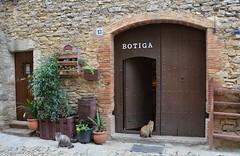 Girona - Peratallada (eduiturri) Tags: españa spain gerona girona peratallada ngc