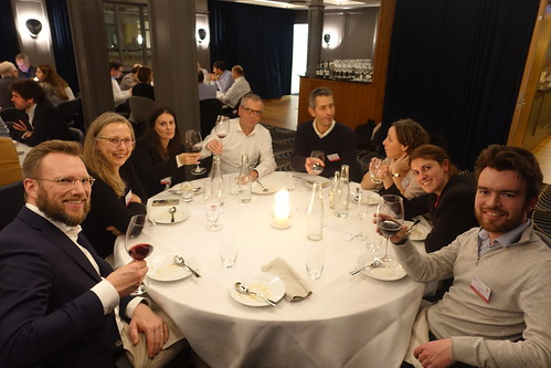 EPIC Meeting on Medical Lasers and Biophotonics at NKT Photonics (Networking Dinner) (14)