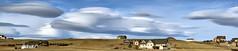 Evolving Lenticularis (UFO Clouds)