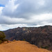 Waimea Canyon Hazardous Cliffs Kauai, Hawaii pano