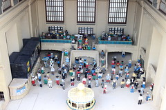 """Lego Miniland New York City: Grand Central Station • <a style=""""font-size:0.8em;"""" href=""""http://www.flickr.com/photos/28558260@N04/46311740651/"""" target=""""_blank"""">View on Flickr</a>"""