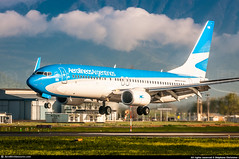 [SCL.2017] #Aerolineas.Argentinas #AR #ARG #Boeing #B737 #LV-FVN #awp (CHRISTELER / AeroWorldpictures Team) Tags: aerolineas argentinas boeing 7378sh wl msn 41331 5373 eng cfmi cfm567be pax c8y162 reg lvfvn history aircraft first flight built site renton krnt wa usa delivered aerolineasargentinas ar arg leased alc b737 b738 plane aircrafts airplane planespotting south america santiago chile scl airport nikon d300s zoomlenses nikkor 70300vr lightroom awp aeroworldpictures chr 2017