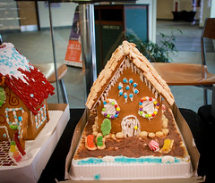 UC Gingerbread House (UWW University Housing) Tags: uww uwwhitewater uwwhousing happyholidays uc