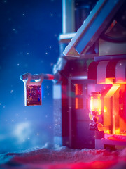 Toy Shoppe (thereeljames) Tags: christmas holiday holidays toys toyphotography lego legophotography