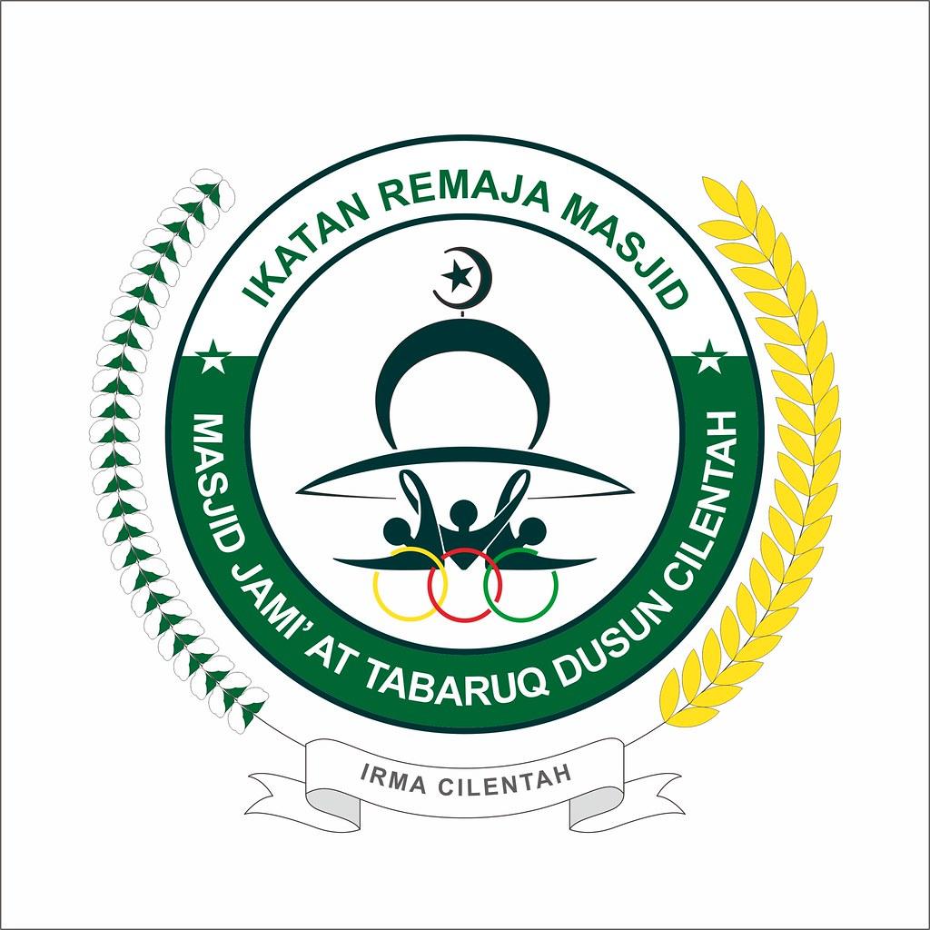 Desain Logo Remaja Masjid Rumah Joglo Limasan Work