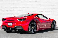 2018 Ferrari 488 GTB 6 (Luxury Cars Los Gatos) Tags: ferrari 488 ferrari488 rossocorsa