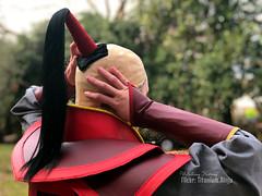 Then Everything Changed... (Titanium Ninja) Tags: zuko princezuko avatar lastairbender atla cosplay costume comiccon avatarthelastairbender season1 firenation firebender theponytailwars