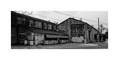 Industrial Baltimore... (roylee21918) Tags: baltimore city maryland industrial monochrome bnw architecture dxo photolab