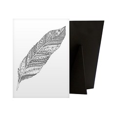 Single Feather I - Contemporary line art of a feather made up of intricate designs and patterns against a white background.   Check out our website: https://spaceplug.com/single-feather-i.html . . . . #spaceplug #feather #singlefeather #blackwhite #sell # (spaceplug) Tags: photooftheday gift love feather shop buy happy like4like fineart cute amazing blackwhite canvas marketplace spaceplug like sell yourownart nice followus singlefeather canvasdemand style fashion follow4follow